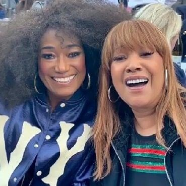 Bonnie & Anita Pointer of The Pointer Sisters