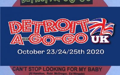 Detroit-A-Go Go UK