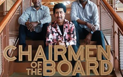 New release from Chairmen Of The Board
