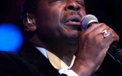Gerald Alston of The Manhattans