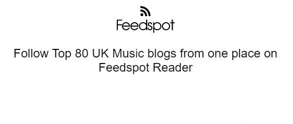 We've been voted one of the top 80 music blogs in the UK