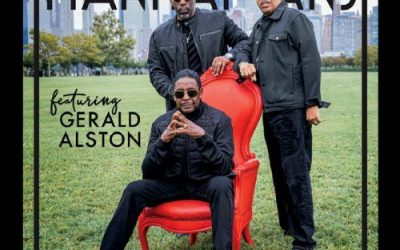 The Manhattans are back with a brand new LP