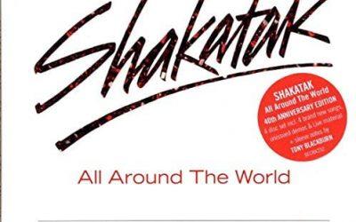 Shakatak release a CD & DVD box set to mark their 40th anniversary.
